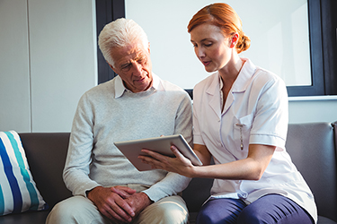 Caseform - Digitale Pflegeüberleitungen und sektorenübergreifende Kommunikation