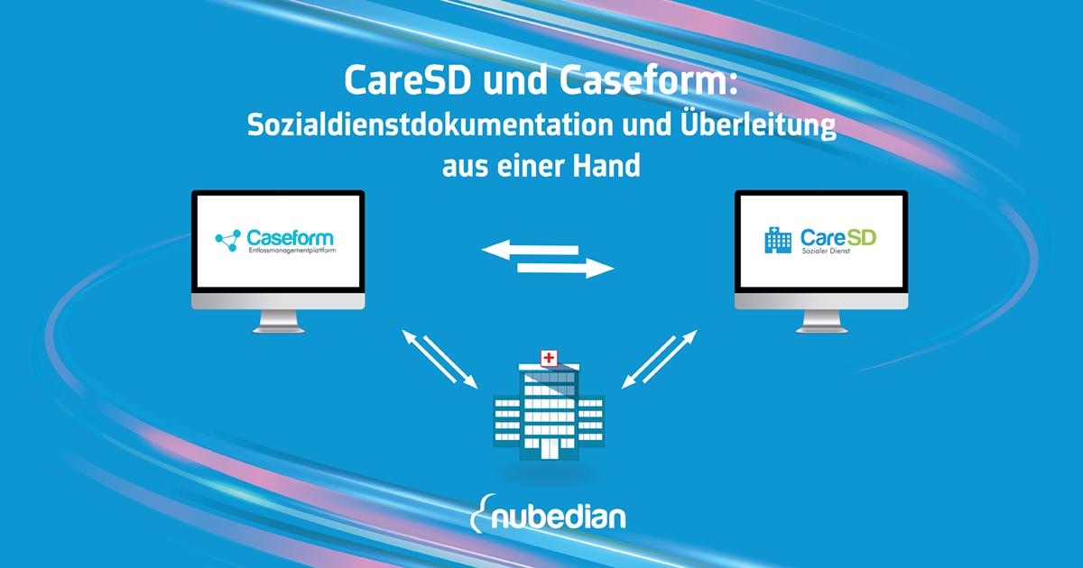 Sozialdienstdokumentation und Überleitung aus einer Hand