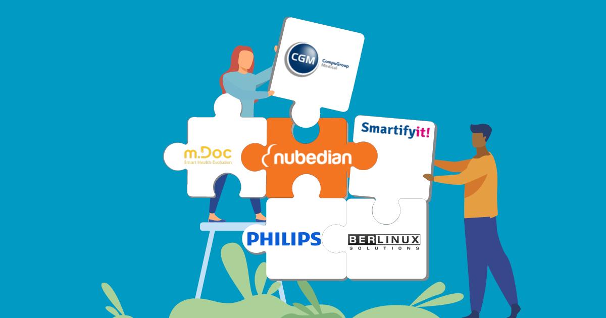 nubedian schafft digitale Patientenportale